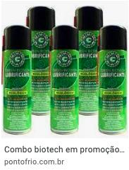 Biolubrificante Green Biotech