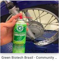 lubrificante ecologico biodegradavel green biotech