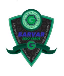Barvar inoculante selo verde